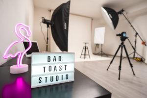 Bad Toast Studio Sala Posa 2